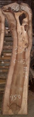 Слэб кавказского ореха, сухой, №О15