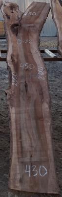 Слэб кавказского ореха, сухой, №О22